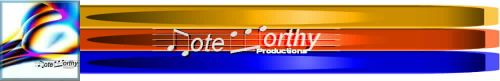Note-Worthy Productions Logo